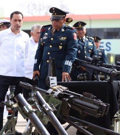 'Peleará' Yucatán recursos para colocar dos mil cámaras de seguridad adicionales a la red existente