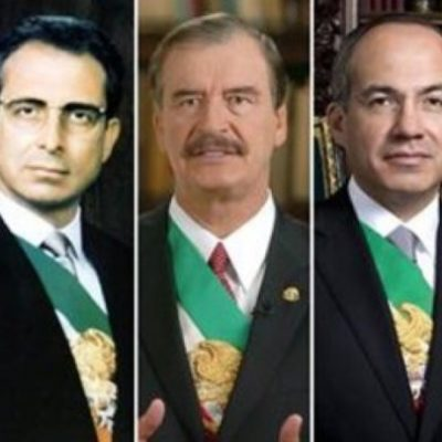 Propone AMLO enjuiciar a expresidentes por Fobaproa, corrupción, traición a la democracia y uso de fuerza