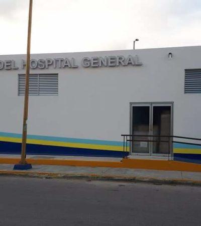 Administración de Cristina Torres entregó sin funcionar y sin ningún mobiliario, el albergue del Hospital General de Playa del Carmen, aunque se le invirtió 3 mdp el año pasado