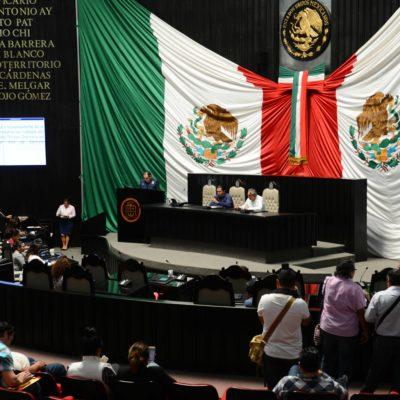 Elige Congreso de QR mesa directiva para próximo periodo ordinario de sesiones