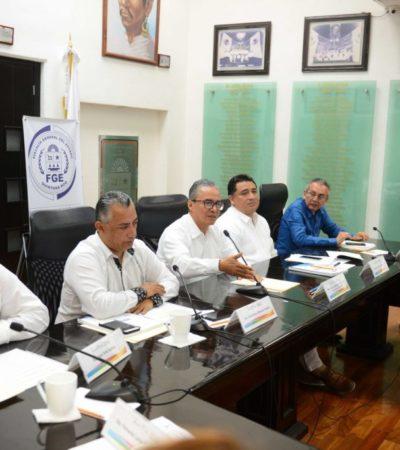 Está Quintana Roo en el último lugar en impartición de justicia, reconoce el Fiscal General del Estado; no se ha logrado abatir el rezago en más de 54 mil carpetas de investigación