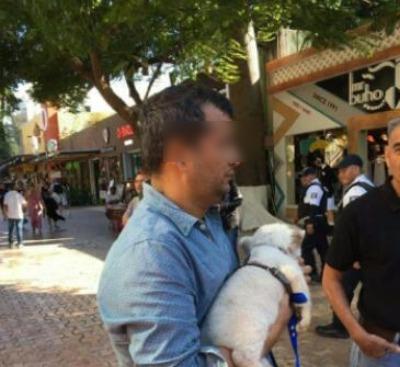 Lamentan activistas que precandidato a diputado practique explotación animal