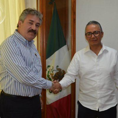 Presenta Fiscal General al nuevo Director de la Policía Ministerial en Quintana Roo