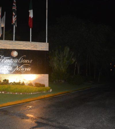 ASALTO EN HOTEL EN CONSTRUCCIÓN: Roban 1.6 mdp de la raya de los trabajadores del proyecto propiedad del Grupo Lomas Travel