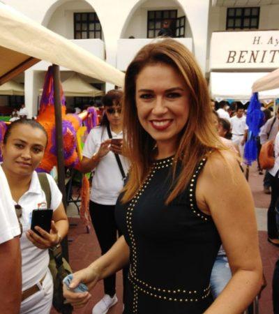 Renuncia Gloria Torruco a la Presidencia Honoraria del DIF BJ