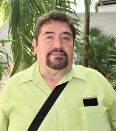 Pedirá Héctor Ortega al CEN de Morena reconsiderar su exclusión para la candidatura del Distrito 3