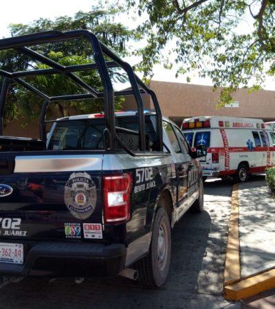 EJECUTADO EN LA SM 15 DE CANCÚN: Balean a un hombre que conducía un Jeep y muere en el hospital
