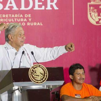 'HOMILÍA' PRESIDENCIAL: Lanza AMLO referencias bíblicas durante sus eventos en Tabasco y Chiapas
