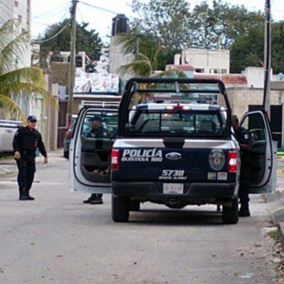 Ejecutan a supuesto ex agente de la Policía Ministerial en el fraccionamiento Villas del Mar en Cancún