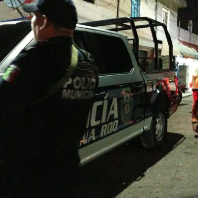 EJECUTAN A UNA MUJER EN CANCÚN: Ataque a balazos en la SM 65, cerca del parque La Rehollada