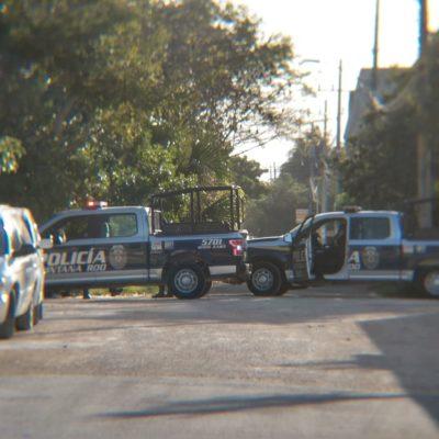 Encuentran cuerpo de hombre ejecutado a espaldas de la Universidad Humanitas de Cancún