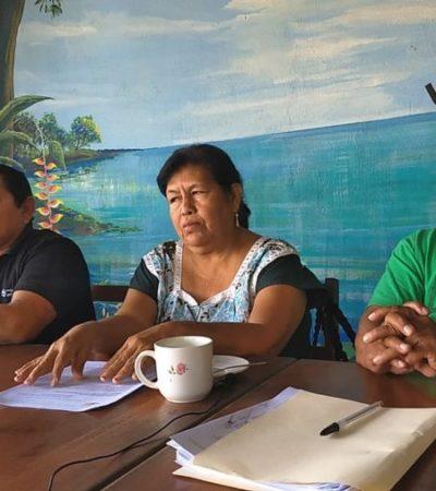 Carrilloportenses pedirán a AMLO rescatar la reserva de Sian Ka'an