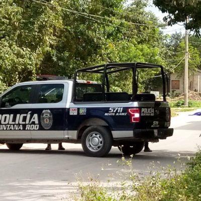 NO HAY 'MILAGRO' EN LA LUCHA CONTRA EJECUCIONES: Matan a otros dos hombres en la colonia 'El Milagro' de Cancún