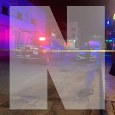 DISPARAN CONTRA EL BAR 'LA SELVA': Hieren a guardia de seguridad en Playa