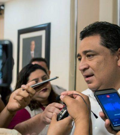 """""""El sistema de seguridad pública y procuración de justicia pasa por un momento muy delicado en QR"""", afirma Eduardo Martínez Arcila"""