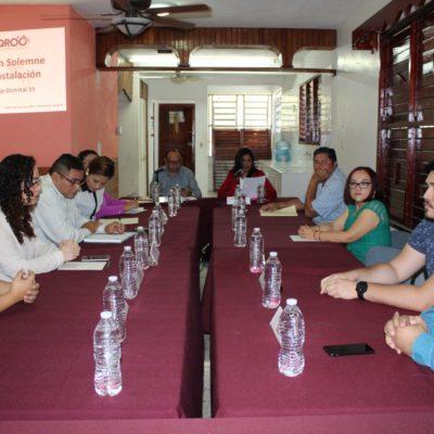 En su papel de aliancistas con Morena, el PVEM se 'compromete' a luchar por la 'cuarta transformación' en Quintana Roo