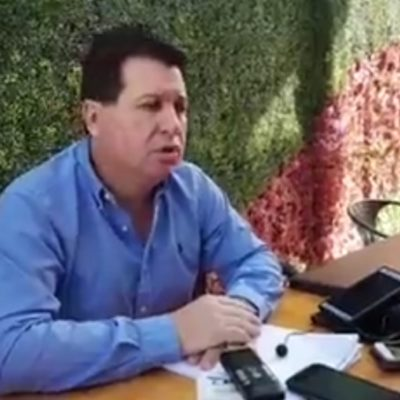 El empresario Sergio Zapata Vales denuncia a tres ex funcionarios y a Gerardo Mora por abuso de autoridad