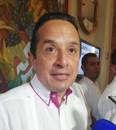 Asegura Carlos Joaquín que QR ya tiene estrategias de promoción turística, ante falta de apoyo federal