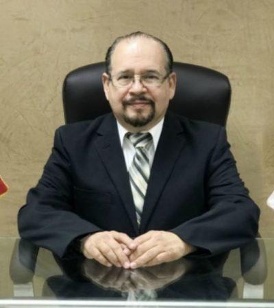 Designan a Pedro Armando Marín Campos como nuevo delegado del IMSS en Yucatán