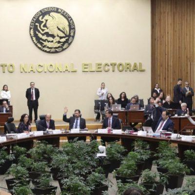 Organizará INE elección extraordinaria en Puebla para evitar 'injerencias de otros' en el proceso