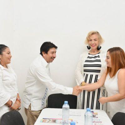Designan delegada del Instituto Quintanarroense de la Mujer para Tulum