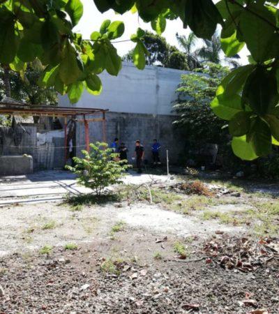 Asesinan a indigente en pleno centro de Playa del Carmen; no hay detenidos