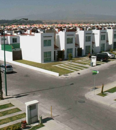 Deudas de trabajadores pasarán de salarios mínimos a pesos para abatir créditos impagables del Infonavit