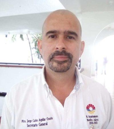 Anuncia Jorge Aguilar, reunión con autoridades estatales para exponer puntos de desacuerdo de la 'Ley de Alcoholes'