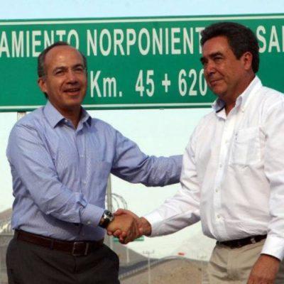 Detienen a Jorge Torres López, ex gobernador de Coahuila, por 'lavado' de cinco millones de dólares