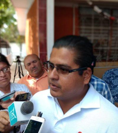 Defiende José Luis Murrieta a la empresa recolectora contratada en Chetumal