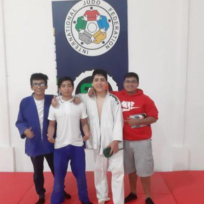 Judokas carrilloportenses representarán al municipio en el Campeonato Nacional de Judo