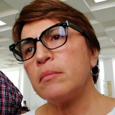 Laura Beristáin dice que sus regidores no ganan más que AMLO, pero que cuentan con 25 mil pesos extra para necesidades y ayudas sociales