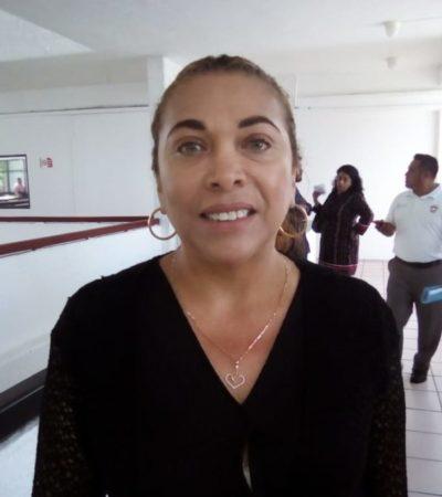 El PT no está de acuerdo en la alianza con el PVEM, pero la entiende, asegura la regidora Lorena Martínez