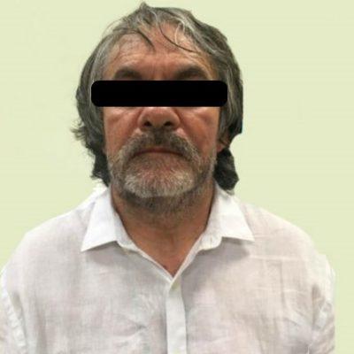 Detienen a Lucio Rueda, presunto líder del cártel de Juárez, a casi 17 años de establecerse en Brasil