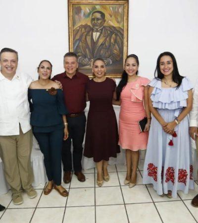 TOUR DE DIPUTADOS FEDERALES: Se reúnen legisladores con Alcldesa y empresarios para tratar temas de seguridad y turismo