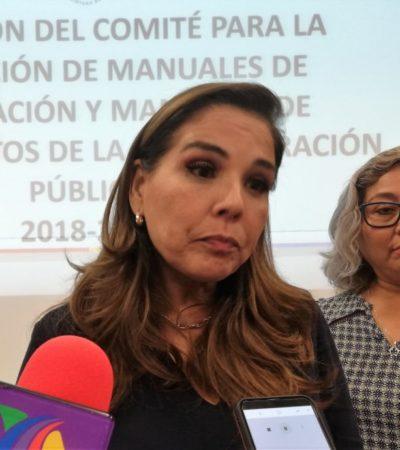 Se aplaza apertura al público del Malecón Tajamar por temas de limpieza, anuncia Mara Lezama