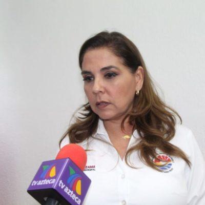 APLAZAN APERTURA DE MALECÓN TAJAMAR: Anuncia Mara Lezama que el titular de Fonatur, Rogelio Jiménez Pons, solicitó visitar la zona a fin de conocer sus condiciones