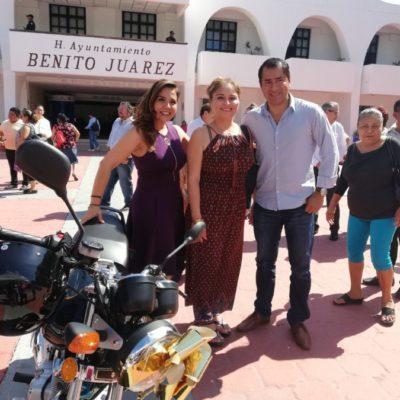 REITERA MARA QUE MALECÓN TAJAMAR SÍ ABRIRÁ EL 23: Pide alcaldesa hacer a un lado los 'chismes'