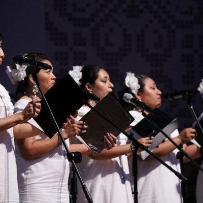 Interpretarán en maya el Himno Nacional en actos protocolarios del gobierno de Yucatán