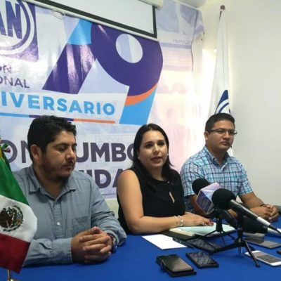 Mayuli Martínez pide a diputados de QR respaldo a su iniciativa de reducir el IVA en zonas fronterizas