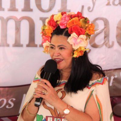 """""""Urgen más acciones en seguridad en el estado y no sólo conferencias"""", dice la diputada Mildred Ávila"""