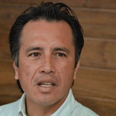 Dispuso gobernador morenista de Veracruz con más de 5 mil 500 mdp para arranque de su administración