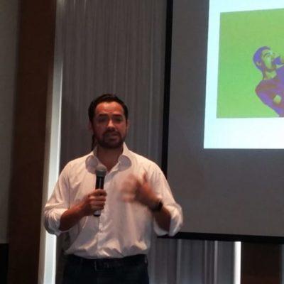 José Luis Toledo anuncia que Movimiento Ciudadano se encuentra en la búsqueda de candidatos en QR