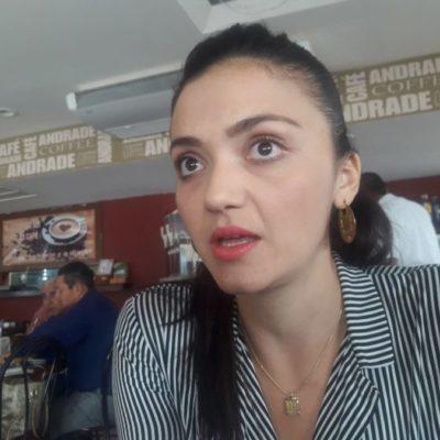 Rompeolas: Y sí. Va Euterpe Gutiérrez a la encuesta de Morena