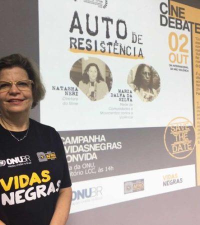 NADINE GASMAN: Representante de la ONU, elegida por López Obrador para Inmujeres