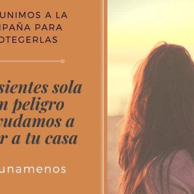 Lanzan #NiUnaMenos, campaña en redes para combatir feminicidios y acoso sexual en Veracruz