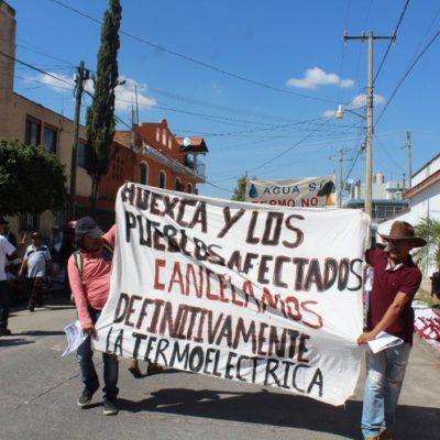 Asesinan a opositor de gasoducto y termoeléctricas en Morelos; AMLO califica el crimen de 'horrendo'