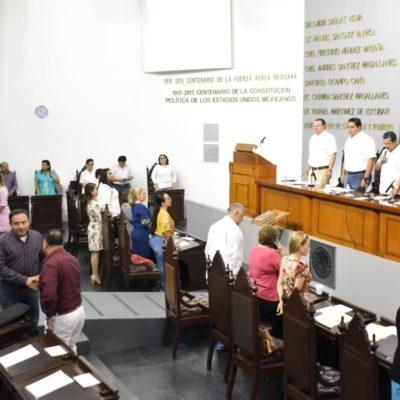 OPACIDAD EN CONGRESO DE TABASCO: Solo dos de 35 diputados hacen pública su declaración patrimonial