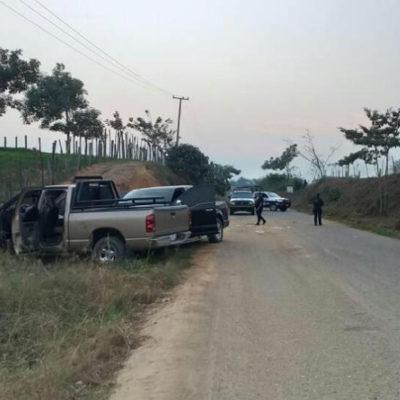 Mueren seis personas durante operativo contra secuestradores en Veracruz