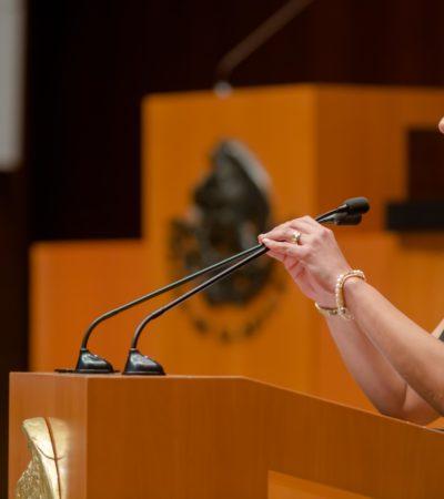 Presenta Senadora punto de acuerdo para frenar incremento de feminicidios en Quintana Roo